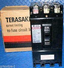 TL-100C CIRCUIT BREAKER TERASAKI AC 600V  DC250V 125 A  3 POLES  new