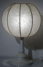 Mid Century Lampes-GRAND CREATEUR BALLON Lampe grille table Lampe de ~ 60er