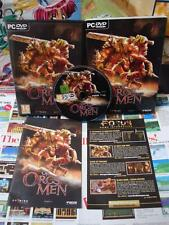 PC CD-Rom:Of Orcs and Men [TOP SPIDERS / 1ERE EDITION] COMPLET - Fr