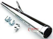 Dunstall Style Muffler May Suit Honda CB250 CB400 CB550 CB750/ Cafe Racer