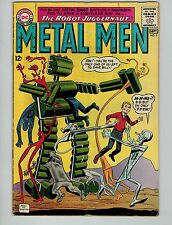 Metal Men #9 (Aug-Sep 1964, DC)! VG4.0+! Silver age DC beauty! Check it out!