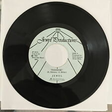 JEWEL, PARADISE , SUPER RARE ORIGINAL 45 ON JEWEL PRODUCTION RECORDS