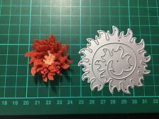 D026 Flower Quilling Rolled Cutting Die for Sizzix Spellbinders Etc. Machine