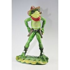 Frogget COWBOY FIGURE, Made of Polyresin,  Ideal Gift