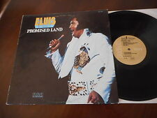 ELVIS PRESLEY  Promised Land  RCA ITALY LP 1975 rare