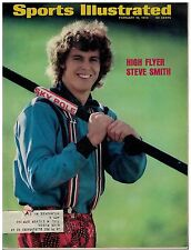 Feb 12 1973 issue of Sports Illustrated Pole Valter Steve Smith