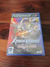SAMURAI WARRIORS XTREME LEGENDS                 --  NEUF        -----   pour PS2