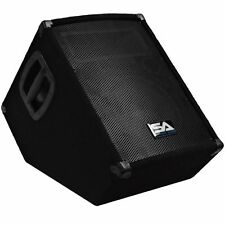 "Powered 10"" Floor Monitor PA DJ PRO Audio Band Speaker - Active 10 Inch Monitor"