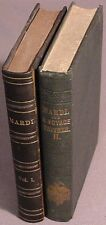 Melville, Herman: Mardi: And a Voyage Thither In Two Volumes First Edition HC