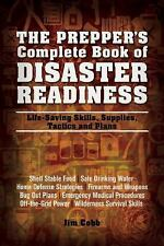 Preppers: The Prepper's Complete Book of Disaster Readiness : Life-Saving Skills