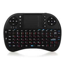 2.4G Wireless Keyboard Handheld Touchpad Keyboard Mouse for PC Android TV BOX