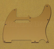 006-4032-000  Fender Gold Metallic 8-Hole Mount Telecaster Tele Pickguard