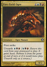Fire-Field Ogre EX/NM X4 Shards Of Alara MTG Magic Cards Gold Uncommon