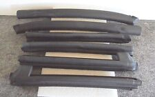 1996-2002 CHRYSLER SEBRING CONVERTIBLE WEATHER RUBBER SEAL STRIPS (SET 6)