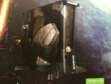 Calibur 11 LICENSED VAULT: MASS EFFECT 3 XBOX 360 SLIM ONLY - Brand New