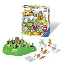 Ravensburger Lotti Karotti Kinderspiel Gesellschaftsspiele Spielzeug für Kinder