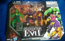 sdcc marvel universe masters of evil