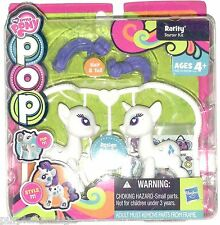 NEW Hasbro My Little Pony Rarity POP Starter kit.