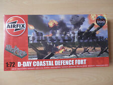 AIRFIX D-DAY COASTAL DEFENCE FORT 1:72