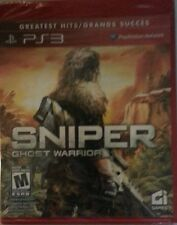 Sniper Ghost Warrior (BRAND NEW Playstation 3) FREE SHIPPING !!