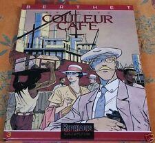 Berthet - Coll. Berthet Tome 3 - Couleur Café - Dupuis