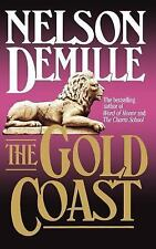 The Gold Coast, Nelson DeMille, 0446515043, Book, Acceptable