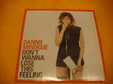 Cardsleeve Single CD DANNII MINOGUE Don't wanna Lose This Feeling 2TR 2003 house