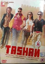 Tashan - Kareena Kapoor, Akshay, Saif - Official Bollywood Movie DVD ALL/0