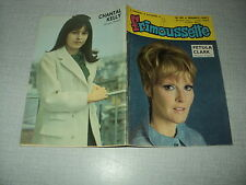 FRIMOUSSETTE 89/69 PETULA CLARK MICHEL SARDOU CHANTAL KELLY JC DECAMP