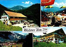 Ruhpolding , Blickner-Alm ,  Ansichtskarte ungelaufen