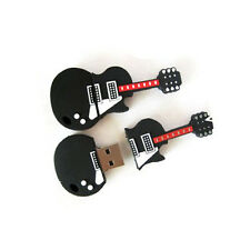 Wholesale 16GB Novelty Cool Guitar Style USB Flash Pen Drive Memory Stick Gift