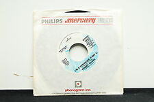 "TOMMY McGEE I'm A Stranger 7"" RARE Promo 45 SOUL w/ company sleeve"
