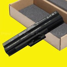 Sony VAIO VGP-BPS13A/B | VGN-TX | VPC Series 6-Cell Battery Brand New (Black)!