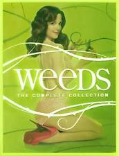 Weeds The Complete Series Collection Blu-ray Discs 16-Disc Box Set 2013 LIKE NEW