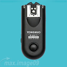 YONGNUO Single Transceiver of RF-603 II Flash Trigger Shutter Release for Canon