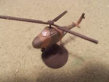 Built 1/144: British WESTLAND WHIRLWIND Helicopter Aircraft