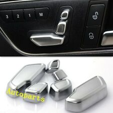 Chrome Door Seat Adjust Button Switch Mercedes-Benz E Class W212 218 CLS X166 GL
