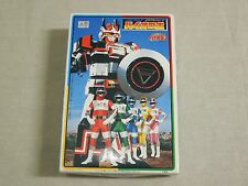 New! Bandai Bioman Biorobo 1/400 Model kit Made in Japan Power Ranger Godaikin
