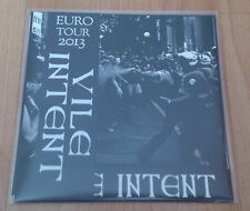 "Vile Intent - skin in the game 7"" Limited Edition  Crossed Out Infest Crudos"