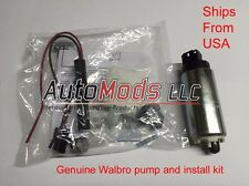 Mazdaspeed Miata 190LPH Walbro Fuel Pump high pressure 190 turbo