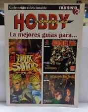 Guide Guida a Colori Spagnolo Spain Resident Evil Dark Savior City Lost Children