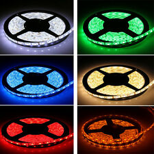 1-5M SMD 300LEDS 2835 3528 5050 5630 Non-Waterproof / Waterproof LED Strip 12V