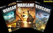 Wargame Franchise Pack Steam Gift PC Game Digital Download Link [EU/US/MULTI]