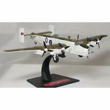 HANDLEY PAGE HALIFAX GR MKII 1/144 ROYAL AIR FORCE UK BOMBARDIER AVION MINIATURE