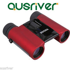 Bosma Pocket H 10x25 Zoom Binocular Fill Nitrogen Waterproof Folding Binocular