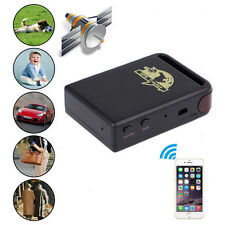 Mini Vehicle Bike Motorcycle Car GPS/GSM/GPRS Real Time Locator Tracking Device