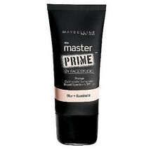 Maybelline MASTER PRIME Face Primer Blur + Illuminate 200 ~ DELIGHTFUL BEAUTY