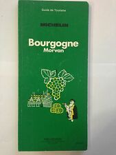 GUIDE VERT MICHELIN ILE DE FRANCE 1988 GUIDE TOURISME PNEU