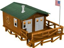 2013 Lionel 37967 BSA Boy Scout Troop Cabin new in the box