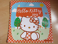 Hello Kitty Kalender 2012